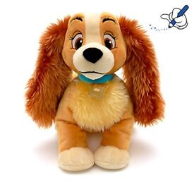 Disneystore Lady Plush toy