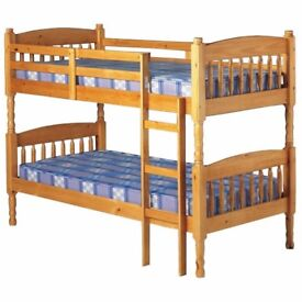 bunk beds with excellent condition for sale