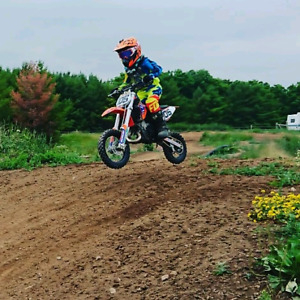 Extremely well maintained 2015 KTM 50sx
