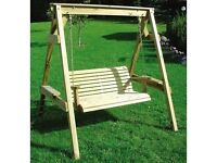 Hollywood garden swing seat