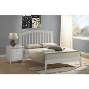 Super King Size Wooden Bed