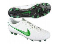 Nike Legend IV football boots size 10 uk