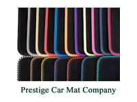 Tailored Car Mats from £21.95 - Free UK Delivery