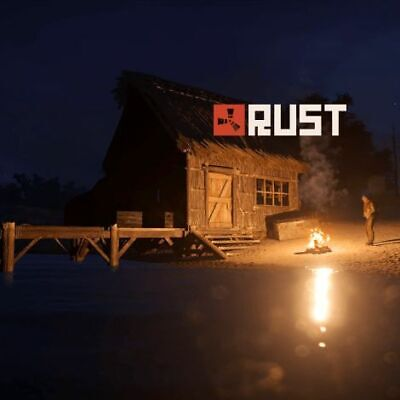 Rust STEAM Account GLOBAL + BONUS [FAST DELIVERY!]