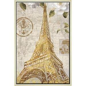 LE JARDIN EIFFEL TOWER PAINTING (PA4)