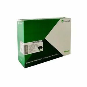 New Factory Sealed Lexmark 52D0Z00 Drum For MS810, MS811, Ms812.