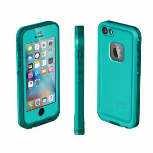 LIFEPROOF TEAL FRE CASE for Iphone 5/5S/SE