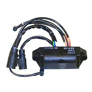 JOHNSON EVINRUDE 3 CYLINDER POWER PACK NEW
