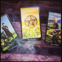 By Donation Oracle & Tarot Readings