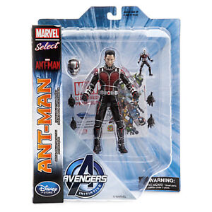 "Marvel Select Ant-Man 7"" Figure"