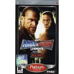 Smackdown vs Raw 2009 platinum (ps9 used game)