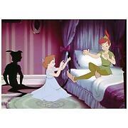 Disney Peter Pan Lithograph
