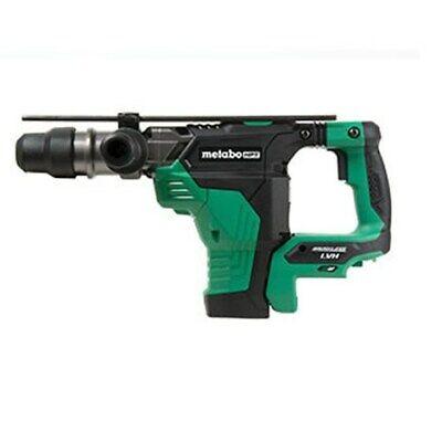 Metabo Dh36dmaq2m 1-916 36v Multivolt Brushless Sds-max Rotary Hammer Drill