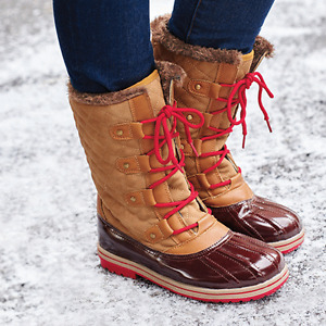 Tired of Getting Your Feet Wet In The Snow?