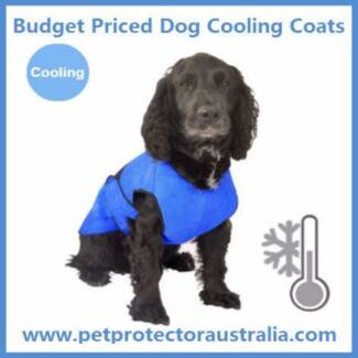 DOG COOLING COATS ~ PREVENT HEAT STRESS