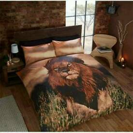 Aslan Lion Duvet Set
