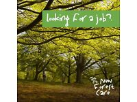 Crisis Care Worker New Forest Care Ltd/ From £16,775 up to £20,000