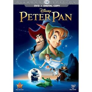 Looking for animated Peter Pan movie on DVD