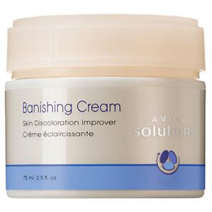 Avon Solutions Banishing Cream Skin Discoloration Improver