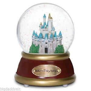 disney musical snow globe - Large Christmas Snow Globes