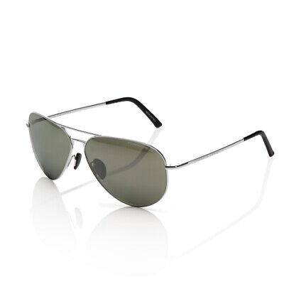New Genuine Porsche Design P'8508 C 62 Titanium Sunglasses WAP0785080JC62