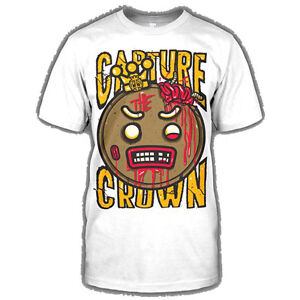 CAPTURE-THE-CROWN-Gingerbread-T-shirt-NEW-SMALL-ONLY