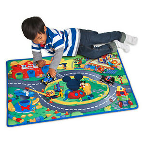 Disney Store Mickey Mouse Amp Donald Play Mat Amp Vehicles
