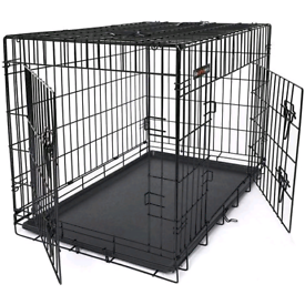 XL 42' dog cage/crate