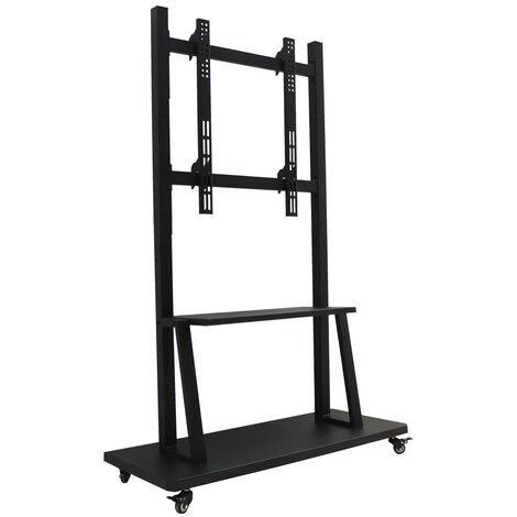 heavy duty tv trolley suit tv,s 42 to 70 inch collection from st pauls