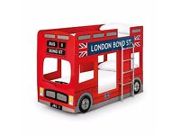 London bus bunk bed like new