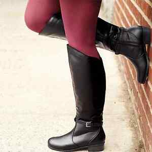 Ladies Classic Riding Boots - Size 10/11