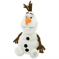Peluche Olaf Original Disney Store/Reine des neiges