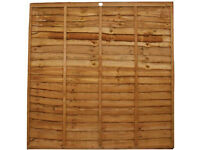 brand new lap fence panel *1 for £10