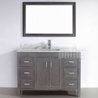 Kalize 48 solid surface including undermount sink counter top