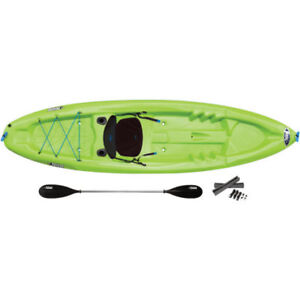 Pelican Sport Eclipse 100x Sit Ontop Kayak with Paddle& roof kit