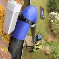 Professional gutter cleaning & camera inspection