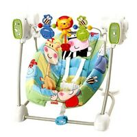 Fisher Price Discover n Grow Swing
