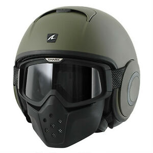 SHARK RAW HELMET - NEW IN BOX