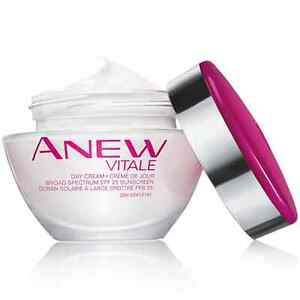 Anew vitale day creme.