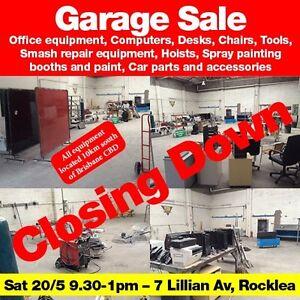 Closing Down Garage Sale Brisbane City Brisbane North West Preview