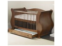 Tutti Bambini Marie Cot Bed (Never Used)