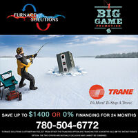 Furnace Sale! UP TO $1400 IN SAVINGS!