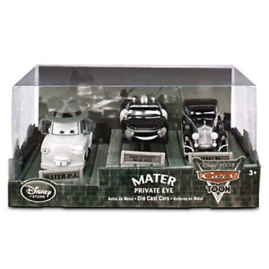 Disney/Pixar Mater Private Die Cast Set