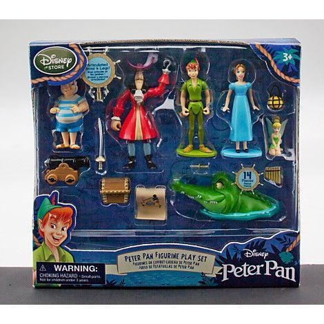 Peter Pan Figures Ebay