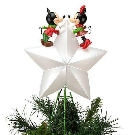 Mickey Tree Topper Ebay