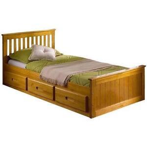 Captains Guest Beds