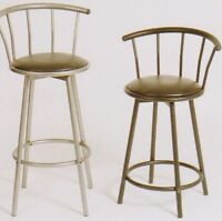 NEW BAR STOOLS DIFFERENT STYLES