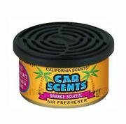 Orange Car Air Freshener