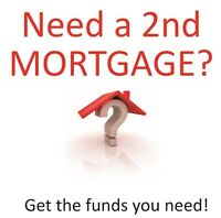 Need a SECOND MORTGAGE?