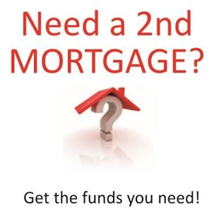 Need a 2nd MORTGAGE?